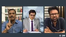 DW Khaled Muhiuddin Asks 065 Asif Nazrul und Shyamal Datta
