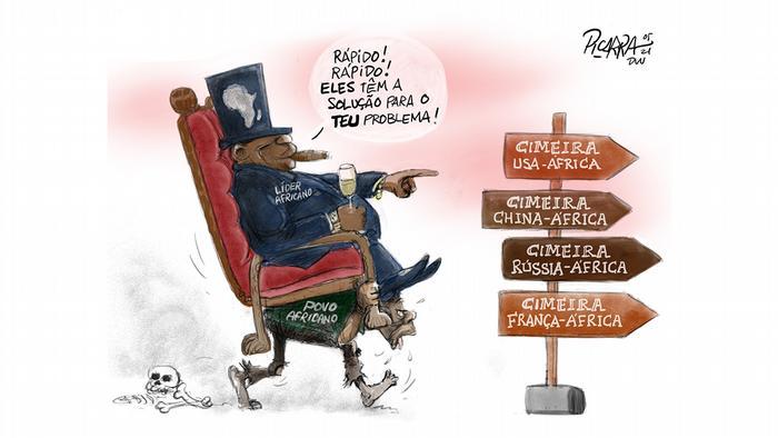 DW Karikatur The Solution