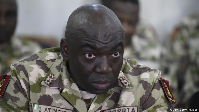 Nigeria's General Ibrahim Attahiru
