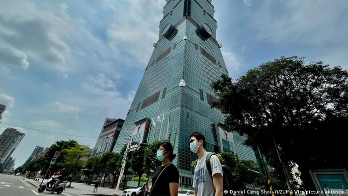 Taiwan Covid-19