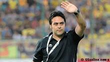 Atila Hejazi, ehemaliger iranischer Fußball-Profi Quelle: 55online.news