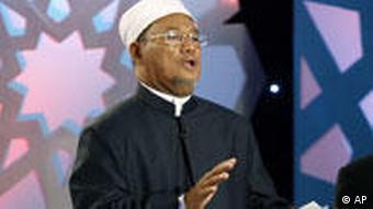 حسن محمود الحافظ سرپرست هیأت داوران مسابقهی امام جوان