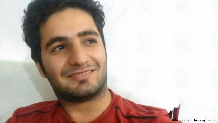 حسین هاشمی - ۲۵ ابان ۹۸ در تهران دستگیر شد