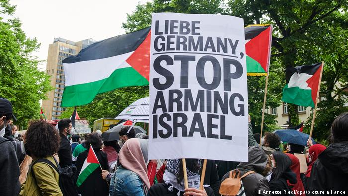 Draga Njemačka, zaustavi naoružavanje Izraela