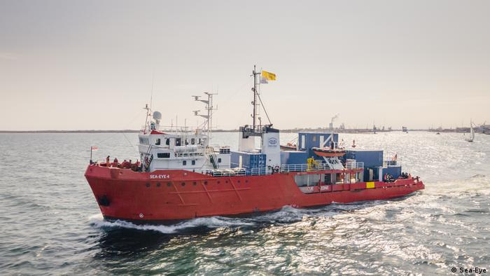 Seenotrettungsschiff Sea-Eye 4