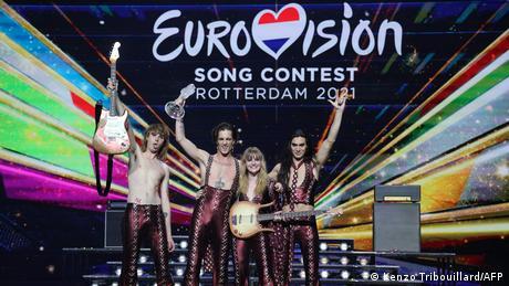 2021 Eurovision Song Contest: Maneskin aus Italien | Sieger