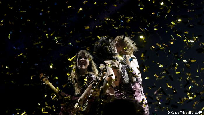 2021 Eurovision Song Contest: Maneskin aus Italien   Sieger