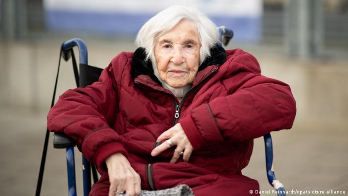 Esther Bejarano, Holocaust-Überlebende