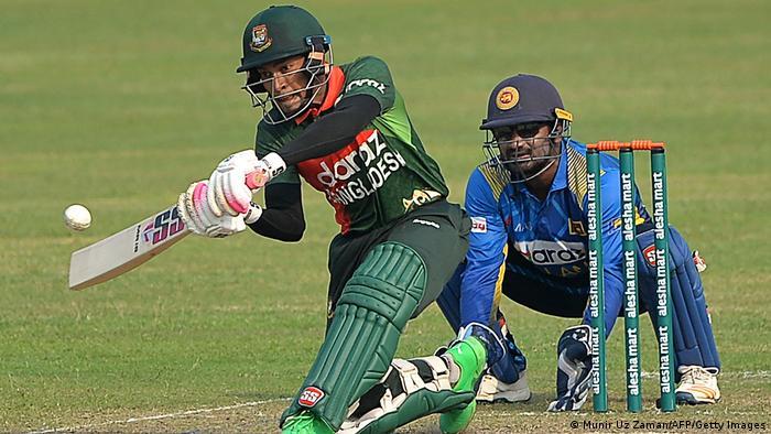 Bangaldesch Dhaka | Cricket | Bangladesch vs. Sri Lanka |Mushfiqur Rahim