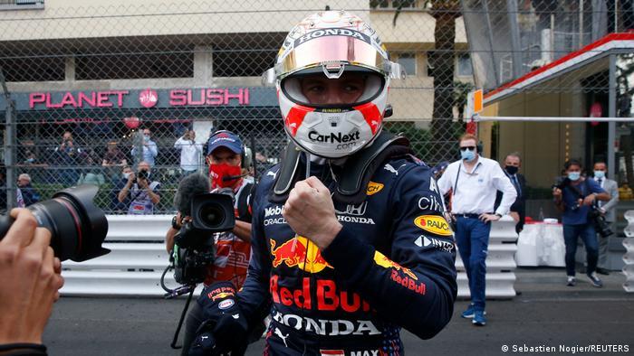 Formel 1 Monaco Grand Prix   Max Verstappen