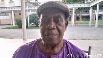 Angola Luanda |Veranstaltung zum Thema Pressefreiheit |Siona Casimiro, Journalist