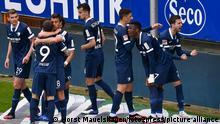 Fußball 2. Bundesliga |VfL Bochum - SV Sandhausen