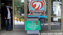 Serbien Corona-Pandemie | Impfkampagne