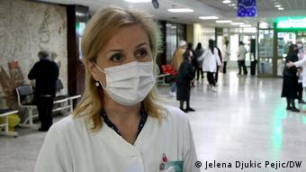 Serbien Corona-Pandemie   Impfkampagne