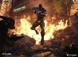 Screenshot des Spiels 'Crysis Warhead' (Foto: Crytec)
