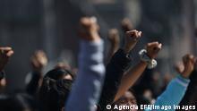 Mexiko Chiapas Protest Verhaftung Studenten Chiapas