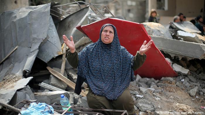 Gaza - Israel Konflikt | Waffenstillstand | Bilder der Zerstörung in Gaza