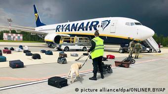 После принудительной посадки Ryanair в Минске Беларусь оказалась в авиаблокаде