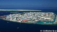 Malé, Hauptstadt der Malediven