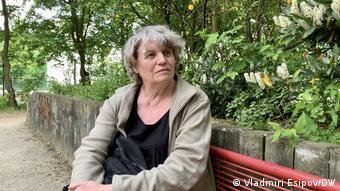Жительница берлинского района Марцан Эльвира