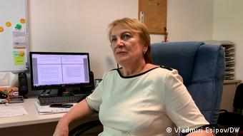 Руководитель проекта Активный гражданинв организации Vision e.V. Алла Дидковская