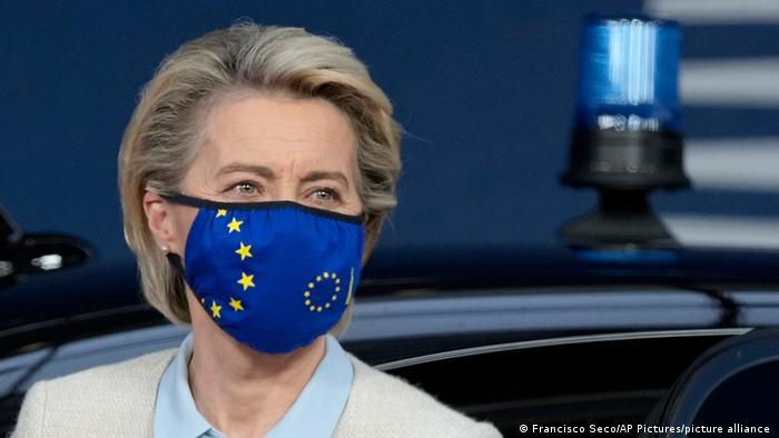 Brüssel EU Gipfel Treffen Außenpolitik Ursula von der Leyen