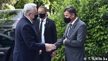 Bosnien und Herzegowina | Staatsbesuch des montenegrinischen Präsident Zdravko Krivokapic