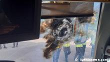 Granatenangriff auf den Mannschaftsbus von Persepolis Teheran in Isfahan Stichworte: Granatenangriff auf den Mannschaftsbus von Persepolis Teheran in Isfahan Quelle: tasninnews.com (rechrefrei)
