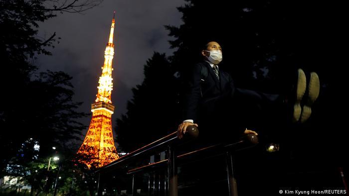 Japan Tokio   Wider Image: Stimmen zu den Olympischen Spielen 2021