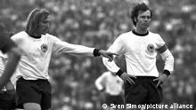 Fußball EM 1972 | Finale Deutschland vs Sowjetunion