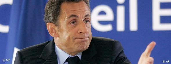 No Flash Nicolas Sarkozy