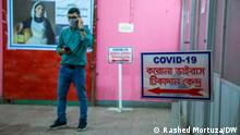 Bangladesh has begun administering the Chinese-produced COVID-19 vaccine to students of four medical colleges in Dhaka. The government has decided to administer the vaccine doses to those on the frontline first, said Health Minister Zahid Maleque during the launch of the vaccination effort. Keywords: Bangladesh, Dhaka, COVID-19 vaccine, Sinopharm, Health Minister, Zahid Maleque vaccination ++++ Bangladesh starts vaccinating medical students with China's Sinopharm shots