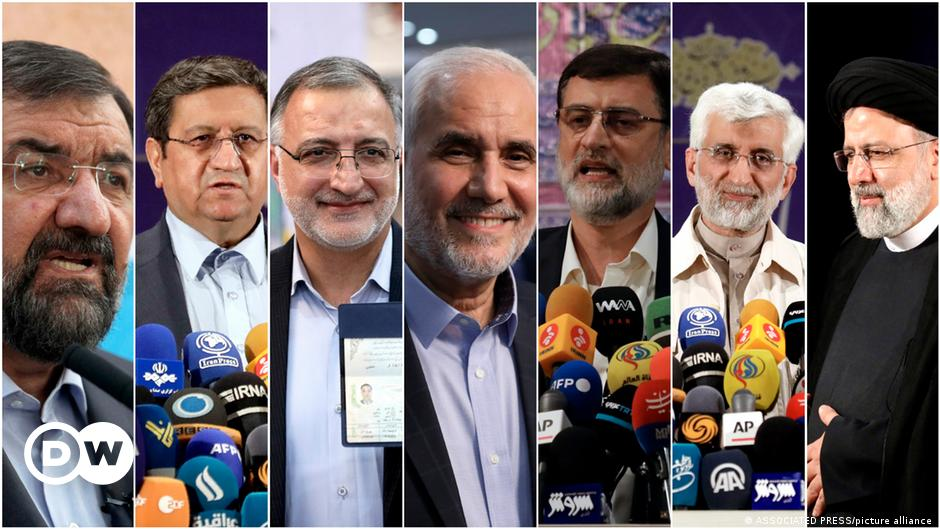 Iran approves ultraconservative candidates for presidential vote