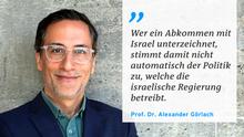 DW Zitattafel, Quotecard l Prof. Dr. Alexander Görlach