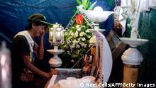 Amnesty International kritisiert Umgang zur Drogenbekämpfung von Duterte, Philippinen