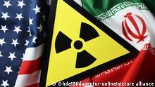 Fahnen von USA und Iran | Atomabkommen