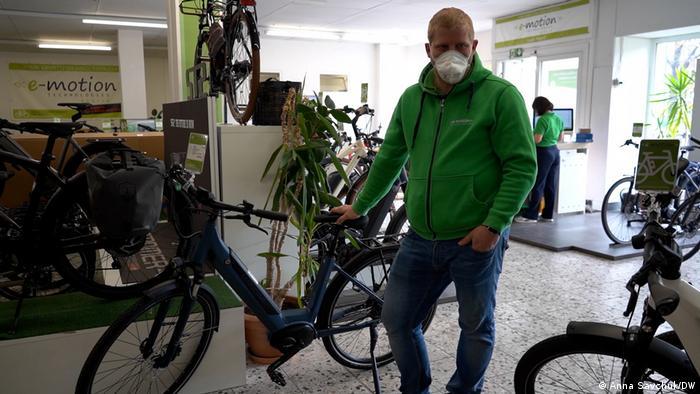 Fahrraddiebstahl in Deutschland und Schmuggel in die Ukraine |