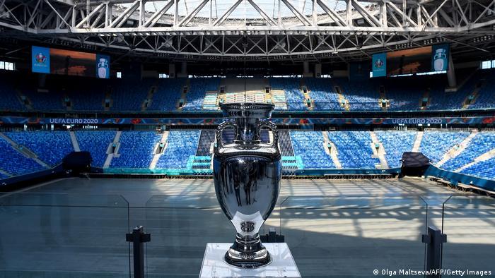 Taki puchar czeka na nowych mistrzów Europy