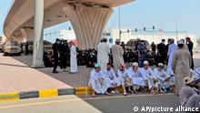Oman, Sohar | Proteste
