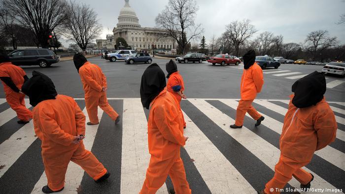Protest gegen Folter