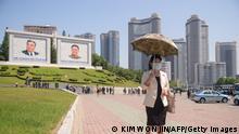 Nordkorea| Stadtszenen aus Pjöngjang