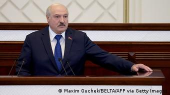 Правитель Беларуси Александр Лукашенко
