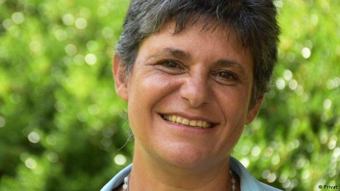 Gabriela Neme Stadtverordnete von Formosa Argentinien