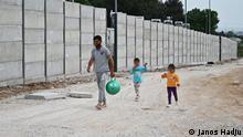 Griechenland Migration | Wilkommens- und Identifikationszentrum in Diavata