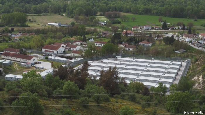 U zatvoru za deportaciju Paranesti često dolazi do povreda ljudskih prava