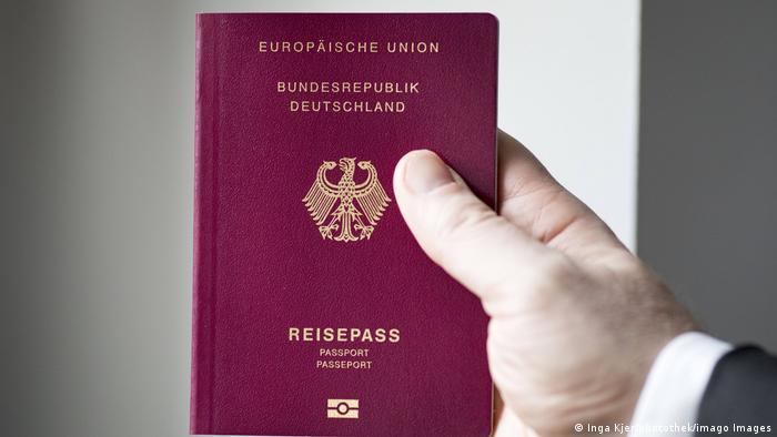 Alman pasaportu