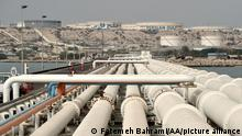 Iran Wirtschaft l Öl l Kharg Island