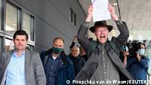 Shell-Klage in den Niederlanden l Klima, Justiz l Donald Pols