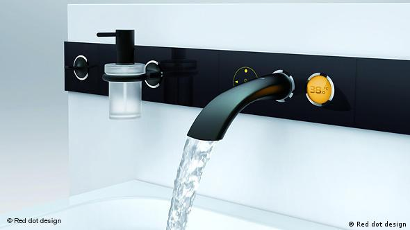 Red dot design award Ondus Digitecture GROHE