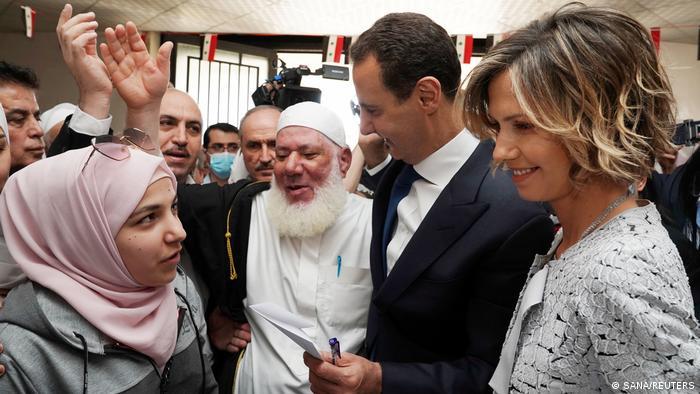 BG Wahl in Syrien